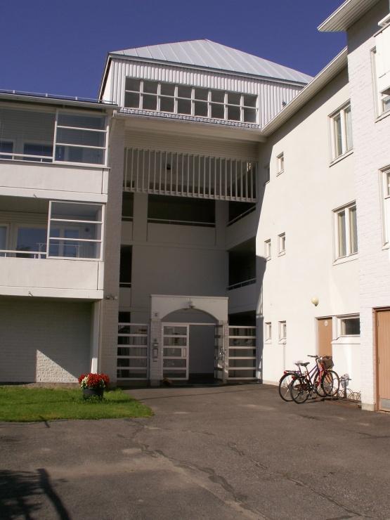 Palvelukeskus Wäinölä sijaitsee Niinivaarassa lähellä Joensuun keskustaa.