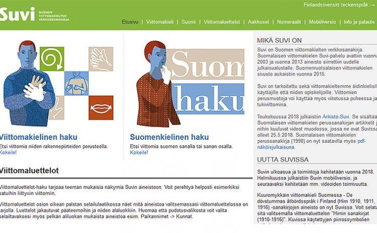 Opetus- Ja Kulttuuriministeriö On Myöntänyt Valtionavustuksena 250 000 € Kuurojen Liitolle